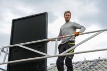 Friskahusgruppen installation solceller05