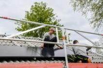 Friskahusgruppen installation solceller17