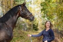 Lenas hästar okt 202139